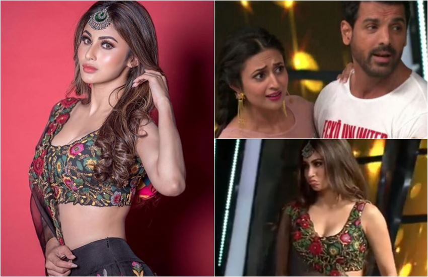 Mouni Roy and Divyanka Tripathi Fight, Mouni Roy and Divyanka Tripathi, tv actress mouni roy, gold actress mouni roy, tv actress divyanka tripathi, divyanka and mouni roy Fight, two populer tv actress mouni roy and divyanka tripathi, divyanka fighting for work with John Abraham to mouni, entertainment news, bollywood news, television news, entertainment news