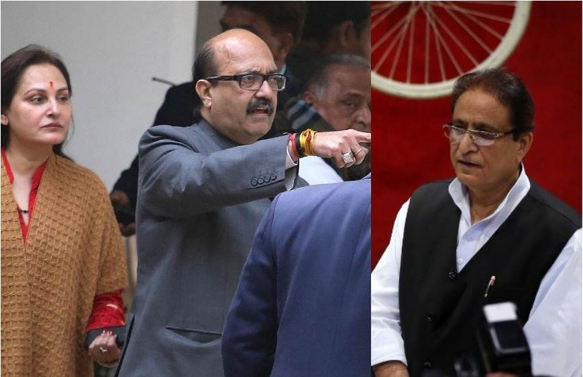 Loksabha Elections 2019, Elections 2019, Amar Singh, Rajya Sabha MP, Rampur, Langot Challenge, SP, Azam Khan, Comment, BJP, Jaya Prada, National News, Hindi News