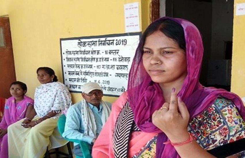 Lok Sabha Election 2019, chhattisgarh, BHIMA MANDAVI, BJP