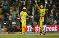 VIVO IPL 2019, RR vs CSK: मिचेल सैंटनर के छक्के के दम पर चेन्नई ने राजस्थान से छीनी जीत, 4 विकेट से जीता मुकाबला