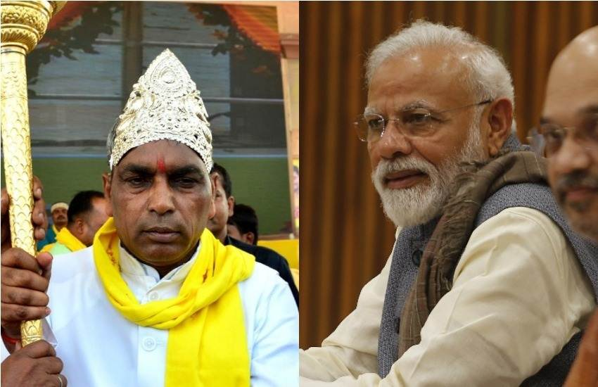 Lok Sabha Election 2019, Electtions 2019, Om Prakash Rajbhar, Suheldev Bhartiya Samaj Party, 39 Candidate List, Siddhartha Rajbhar, Varanasi, PM, Narendra Modi, BJP, Kashi, Benaras, State News, Elections News, Hindi News