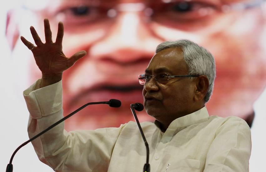 Loksabha Elections 2019, Elections 2019, Nitish Kumar, JDU, Bihar, CM, Angry, Rally, Video, Madan Mohan Jha, Congress, State News, Trending News, Hindi News