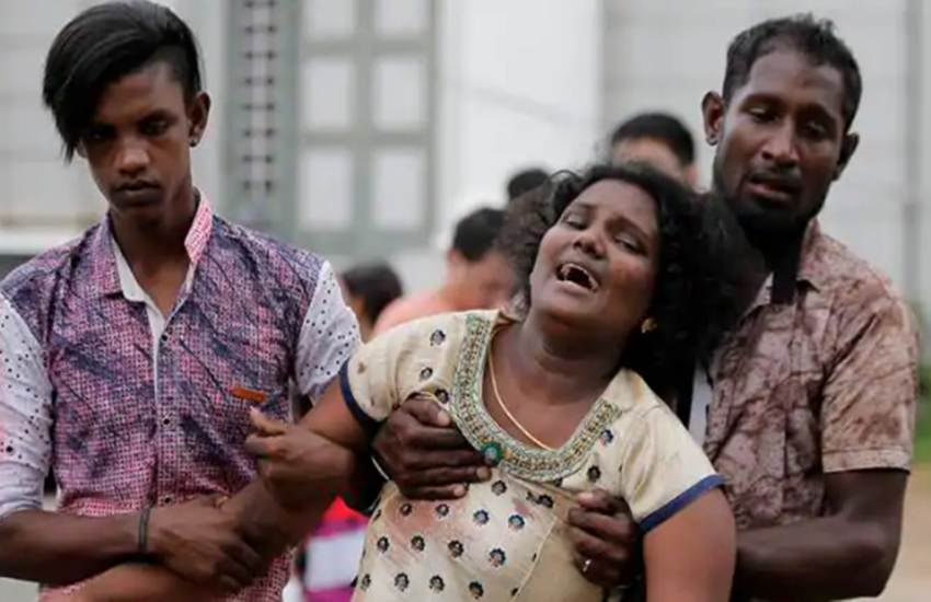 Sri Lanka Serial Blast, Sri Lanka Blasts, Sri Lanka Bombings, Sri Lanka, Terrorist Organization, Islamic State IS, Responsibility, Attacks, International News, Hindi News
