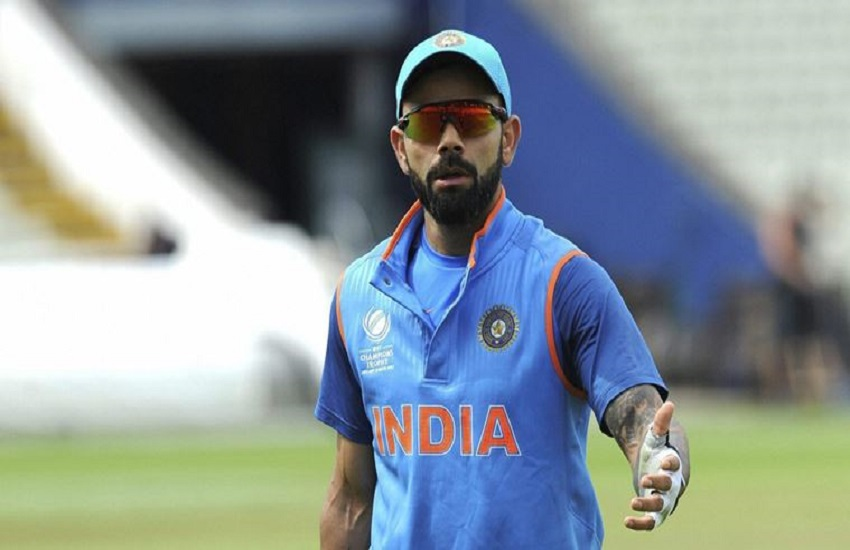 Virat Kohli, 2019 edition of Wisden Cricketers' Almanack, 'Leading Cricketer in the World'