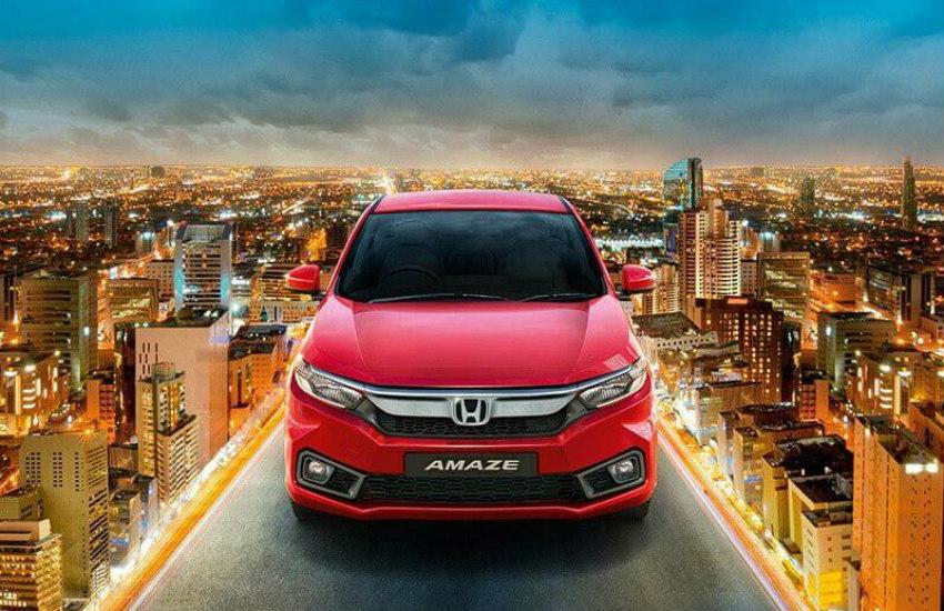Honda Amaze automatic launched, Honda Amaze automatic variant price, Honda Amaze automatic features, Honda Amaze automatic model