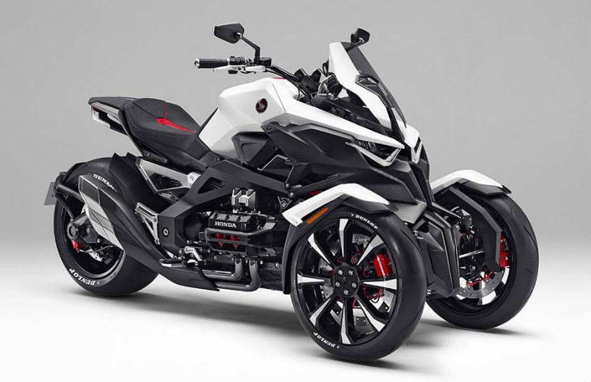 Honda NeoWing Three-Wheeler Bike, Honda NeoWing price, Honda NeoWing features, Honda NeoWing detail, Honda NeoWing images, Honda NeoWing petented