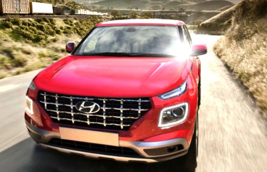 Hyundai Venue price, Hyundai Venue features, india's first conected car, Hyundai Venue features detail, Hyundai Venue vodafone sim card