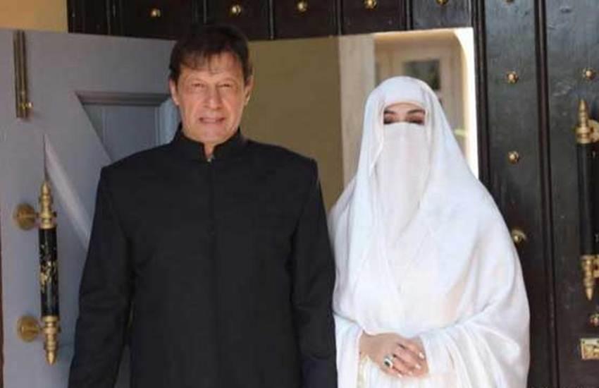 pakistan, imran khan, wife, bushra bibi