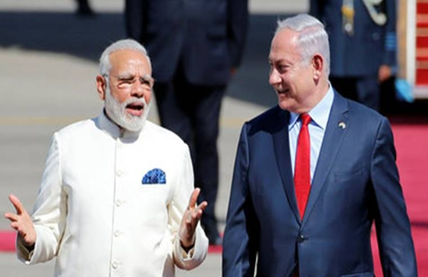 National News, Israel, NSA, NSC, weapons deals, Ajit Doval, Narendra Modi, spy planes, unmanned aircraft, anti-tank missiles, cannons, radar systems, weapons deal, Israeli Embassy
