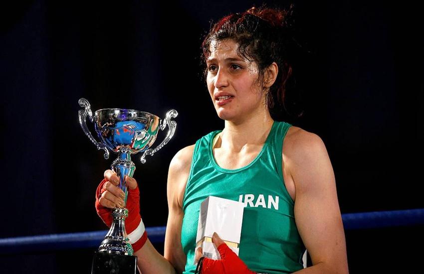 Iran, Boxer,