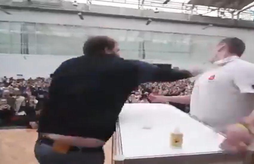 slap, russia