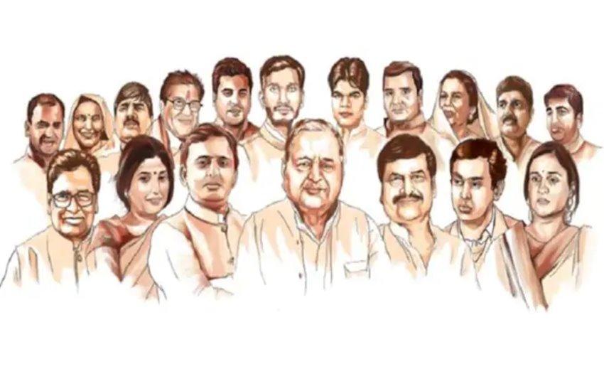 Lok Sabha Election 2019, sp, mulayam singh yadav, akhilesh yadav