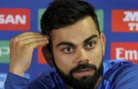 Virat Kohli,World Cup 2019,