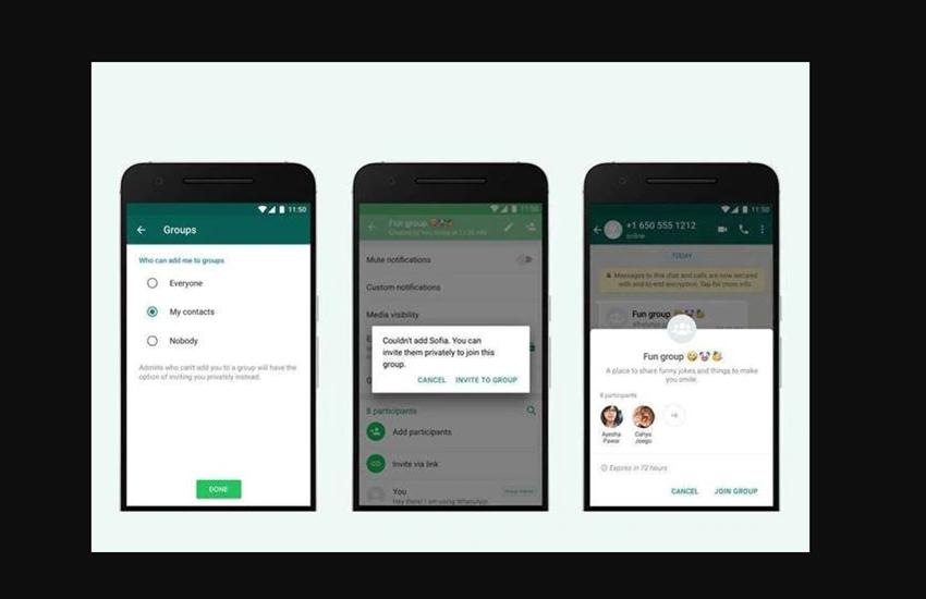 WhatsApp, whatsapp feature, whatsapp new feature, whatsapp latest feature, new update in whatsapp, whatsapp update, WhatsApp latest update, WhatsApp group, WhatsApp Users, whatsapp group update, WhatsApp group chats, WhatsApp Group Chat, whatsapp groups privacy