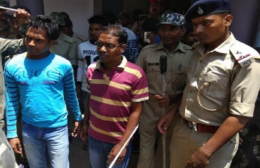Jharkhand Crime