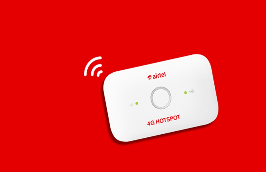 Technology news, Mobile company, Airtel, Airtel Hotspot, Airtel Hotspot rental, laptops, smartphones, tablets, Wi-Fi hotspot device, Airtel Wi-Fi hotspot device, JioFi, Reliance Jio, Reliance Jio Hotspot, Airtel Customers, Airtel 4G hotspot