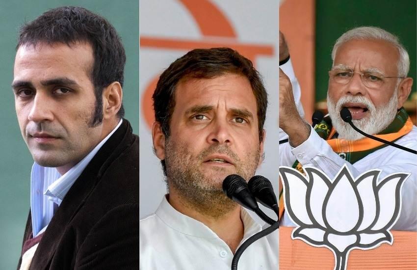 Loksabha Elections 2019, TIME, Aatish Taseer, US, Rahul Gandhi, Congress, Narendra Modi, BJP, Election News, India News, National News, Hindi News, latest hindi news, latest news in hindi, today hindi news, news in Hindi, news Hindi