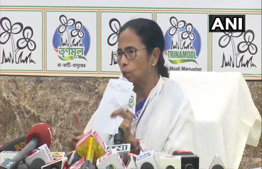 Loksabha Elections 2019, Mamata Banerjee, West Bengal, CM, TMC, BJP, PM, Narendra Modi, Kolkata, West Bengal, Violence, Amit Shah, Road Show, Mamata Banerjee Press Conference, State News, India News, Elections News, Hindi News