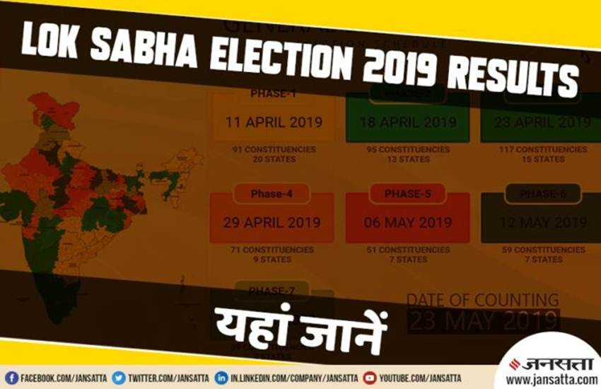 Election Results 2019 Live Updates: