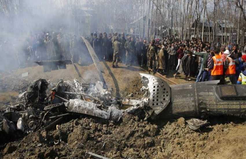 Indian air force, iaf, MI-17, MI-17 helicopter crash, aoc, pakistan air force, jammu kashmir