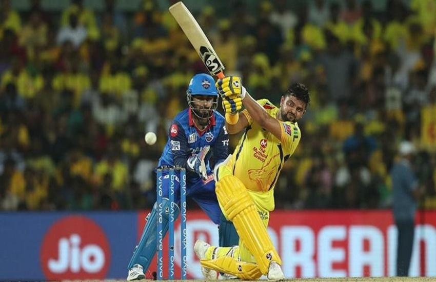 BCCI,IPL, Suresh Raina, Records,Delhi capitals