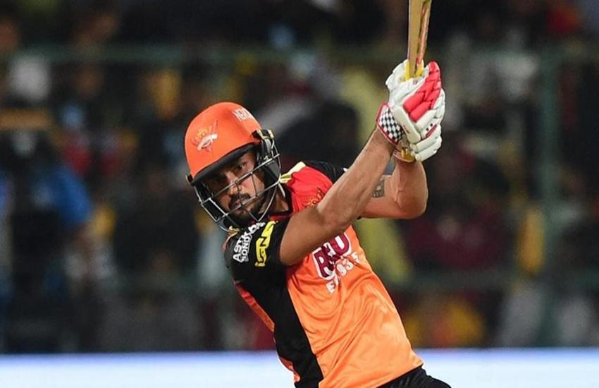 IPL, IPL 2019, Manish Pandey