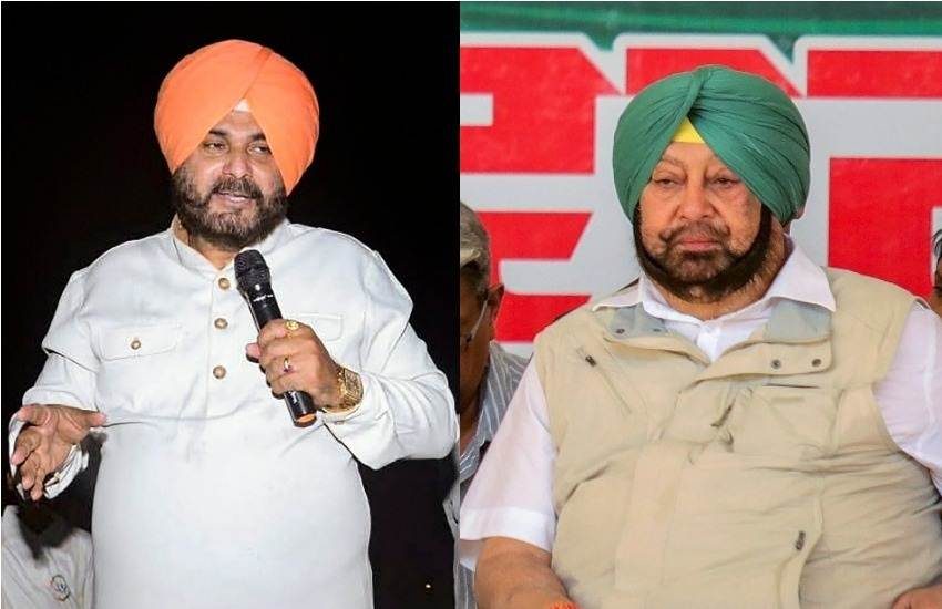 Loksabha Election Results 2019, Election Results 2019, Navjot Singh Siddhu, Congress, Cabinet Minister, Captain Amrinder Singh, CM, Rahul Gandhi, Chandigarh, Punjab, State News, Punjab Elections News, National News, Hindi News