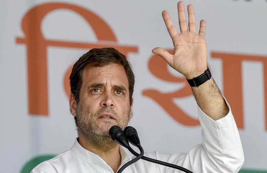 Loksabha Elections 2019, Rahul Gandhi, Congress, Insult, Prime Minister, Narendra Modi, Parents, Mother, Father, BJP, RSS, New Delhi, Elections News, Hindi News, latest hindi news, latest news in hindi, today hindi news, news in Hindi, news Hindi