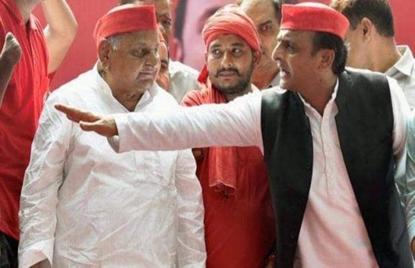 Lok Sabha Election 2019. SamajwadiParty, Akhilesh Yadav, Mulayam Singh Yadav,