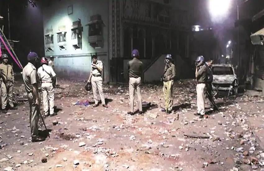 Gujarat Communal Clash