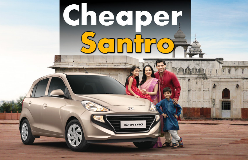 Hyundai Santro's low-cost version, cheapest hyundai santro, upcoming hyundai santro, hyundai santro vs maruti alto, new hyundai santro price, hyundai santro features