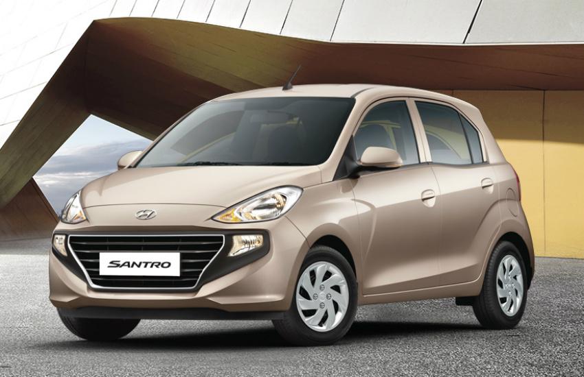 Hyundai Santro sales in april 2019, Hyundai Santro sales report, Hyundai Santro price, Hyundai Santro features, maruti celerio sales, tata tiago sales