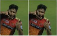 DC vs SRH: विकेट लेने के बाद मैदान में फोन मिलाते नजर आए खलील अहमद, देखेंVideo