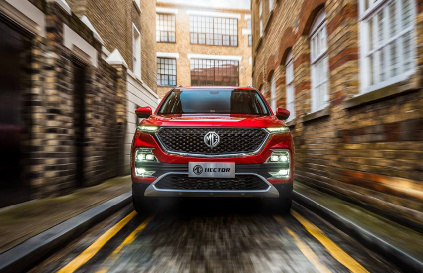 MG Hector launch date, MG Hector booking, MG Hector price, MG Hector features, MG Hector detail, MG Hector internet suv