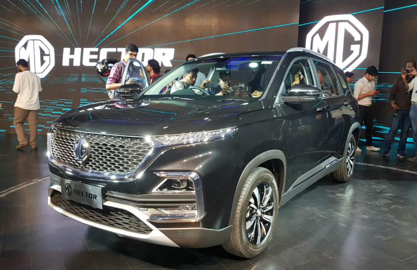 MG Hector unveiled, MG Hector bookings, MG Hector price, MG Hector features, MG Hector in india, MG Hector specification, MG Hector variant, MG Hector detail, MG Hector colors