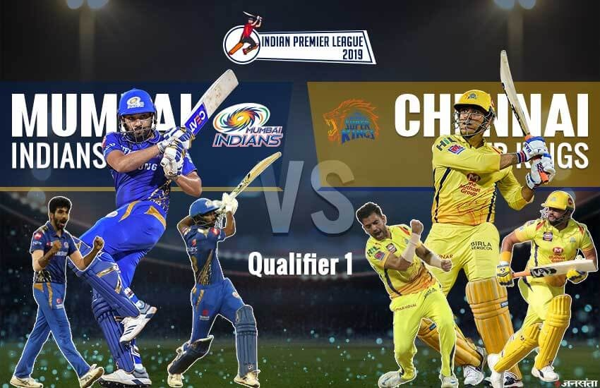 IPL 2019, CSK v MI ,Playing 11
