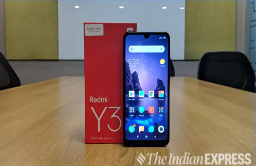 Xiaomi Redmi Y3, selfie camera phone, smartphone, Xiaomi, Xiaomi Redmi note 7, Xiaomi Redmi note 7 pro, MIUI 10, android