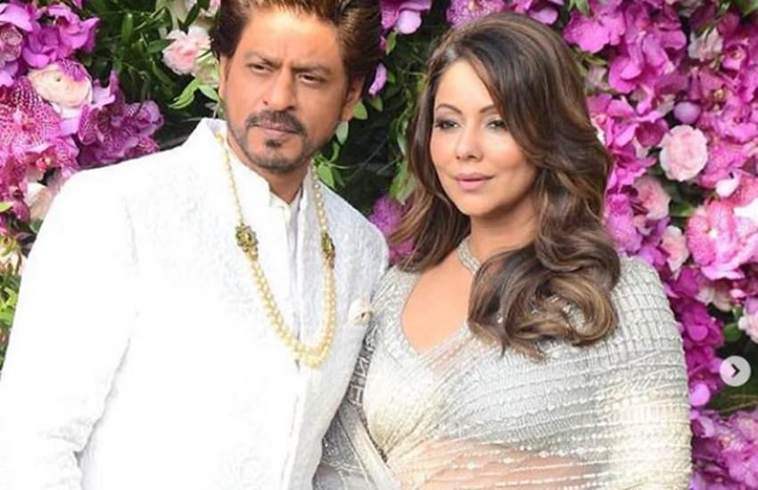 Shah Rukh Khan, Gauri Khan, shah rukh khan on honeymoon with gauri, shah rukh khan