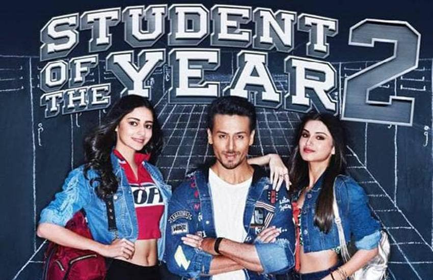 Student of the Year 2, Student of the Year 2 box office, Student of the Year 2 collection, box office collection, Student of the Year 2 box office collection day 2, Student of the Year 2 day 2 collection, Student of the Year 2 collection, Student of the Year 2 box office collection, Student of the Year 2 movie collection, Student of the Year 2 movie download, Alia Bhatt, Tara Sutaria, Tiger Shroff, Ananya Pandey, Varun Dhawan, Student of the Year 2 collection second day collection