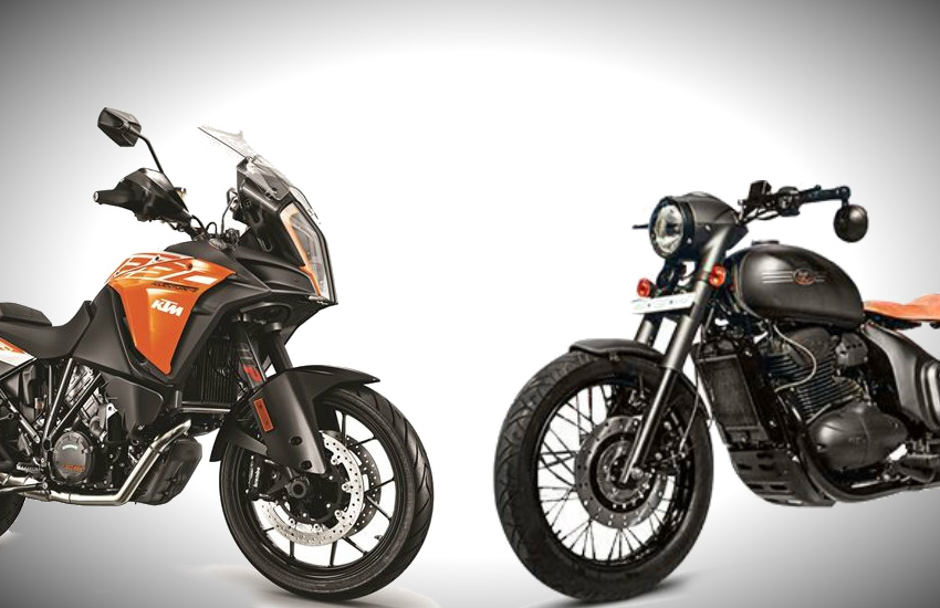 upcoming bikes in India, Gixxer 250, Jawa Perak, to KTM 390 Adventure, Benelli Leoncino, Husqvarna Svartpilen, upcoming bikes from suzuki