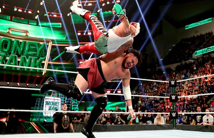 WWE, Rey Mysterio, Money In the Bank,