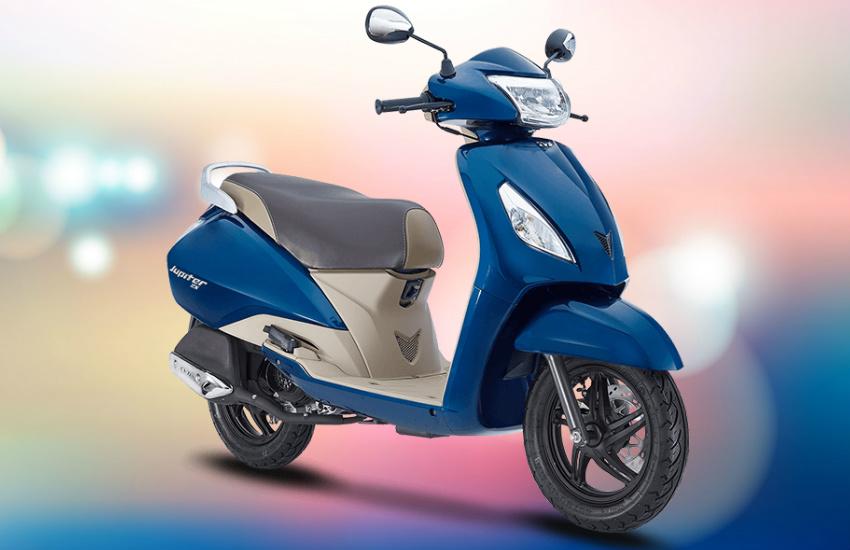 2019 TVS Jupiter ZX launch, 2019 TVS Jupiter ZX price, 2019 TVS Jupiter ZX features, 2019 TVS Jupiter ZX vs Honda Activa, best scooters in india