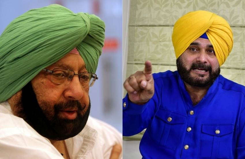Navjot Singh Siddhu, Cabinet Minister, Punjab, CM, Captain Amrinder Singh, Congress, Punjab News, State News, India News, National News, Hindi News
