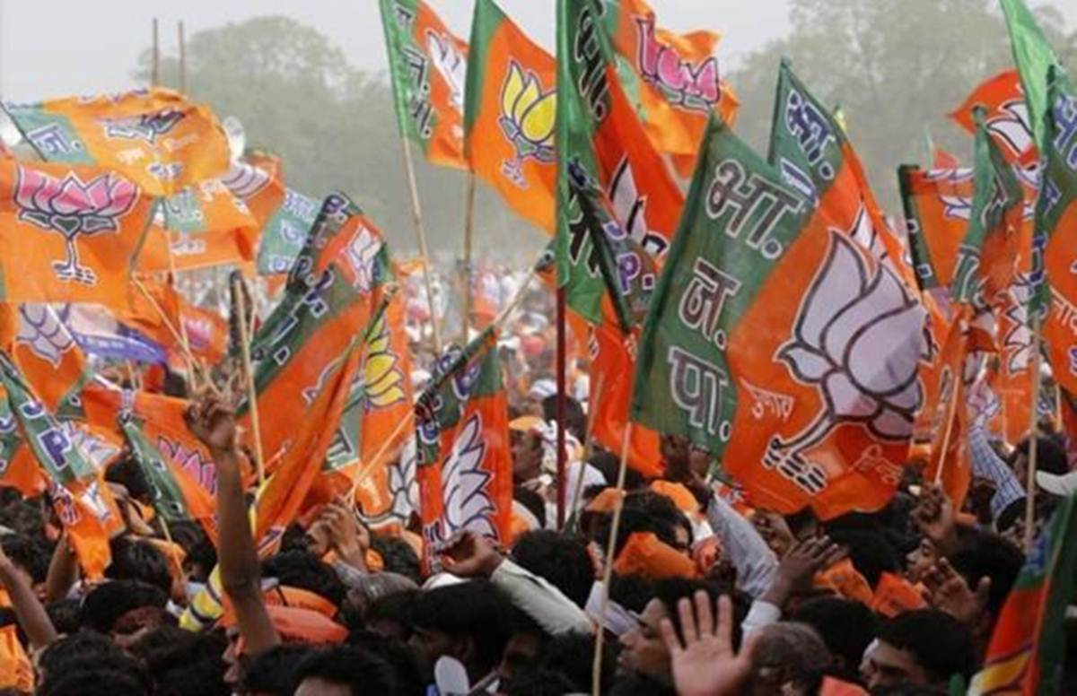 BJP, By Election, MP