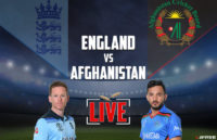 LIVE Cricket Score, England vs Afghanistan Live Cricket Score Online updates: कप्तान मार्गन ने जड़ा तूफानी शतक