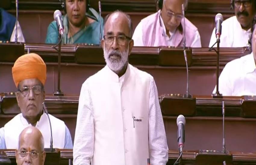 Rajya sabha, K J Alphons, bjp, congress, President kovind, new india, mudra scheme, mudra yojana, modi government