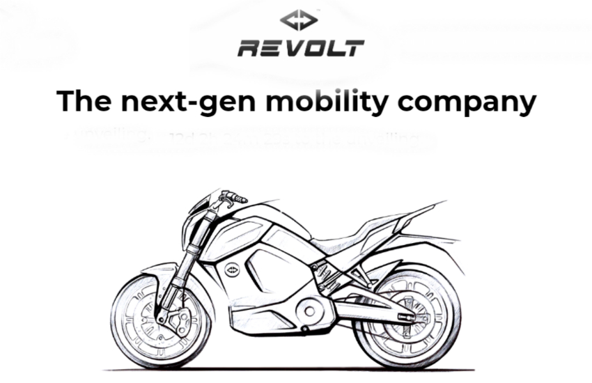 Revolt electric motorcycle launch date, Revolt Intellicorp, Revolt electric motorcycle price, Revolt electric motorcycle features, Revolt electric motorcycle range, micromax co founder rahul sharma, micromax bike