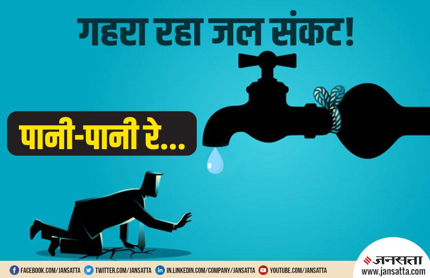 Chennai,chennai water,water shortage,tamil nadu,water crisis, Chembarambakkam, lake, reservoirs, desilting, National News, India News, Hindi News