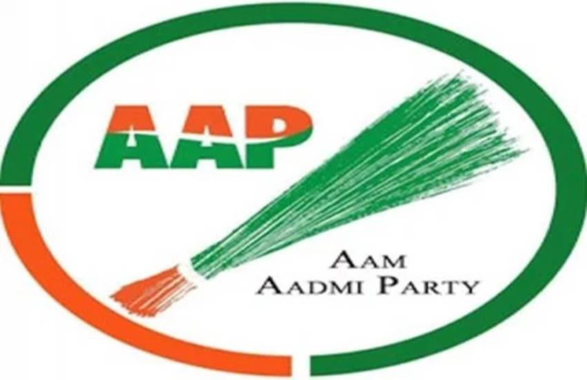 aap party symbol
