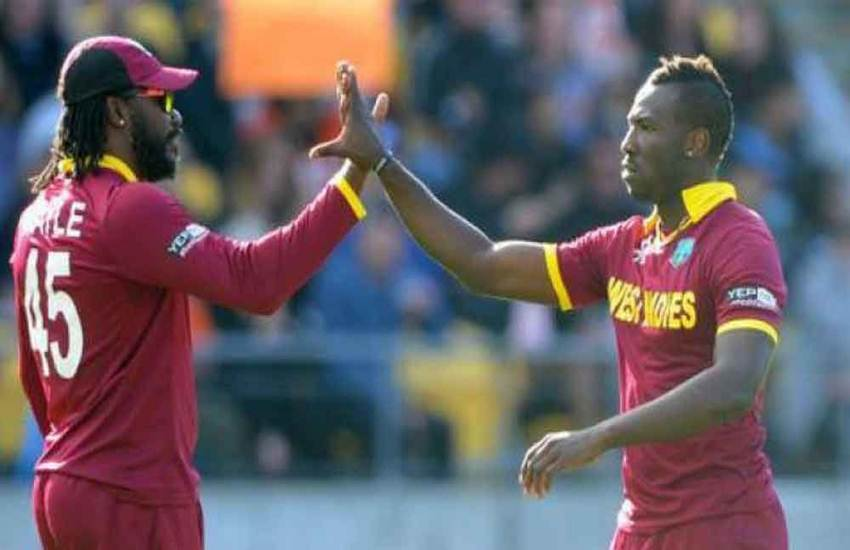 ICC World Cup 2019, Andre Russell,